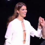 Iris Mittenaere ose un décolleté plongeant aux Victoires de la musique 2018 : sa tenue choque