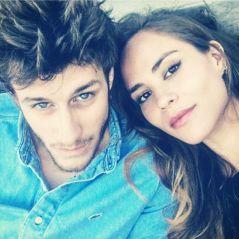Jean-Baptiste Maunier pose avec sa petite amie Léa Arnezeder pour la Saint Valentin ❤️️
