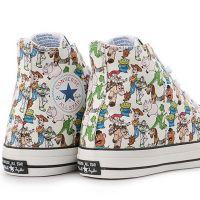 Toy Story x Converse : les sneakers inspirées des héros Pixar