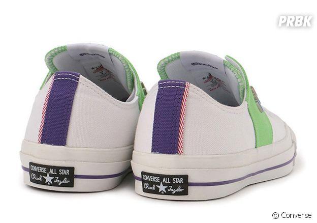 Toy Story x Converse : les sneakers stylés qui nous font retomber en enfance !