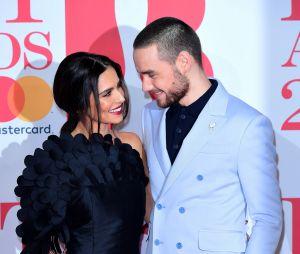 Liam Payne et Cheryl Cole en couple aux BRIT Awards 2018 le 21 février à Londres