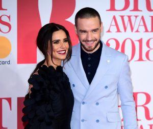 Liam Payne et Cheryl Cole s'affichent en couple aux BRIT Awards 2018 le 21 février à Londres