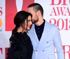 Liam Payne et Cheryl Cole complices aux BRIT Awards 2018 le 21 février à Londres