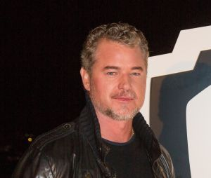 Eric Dane en 2017 à Paris
