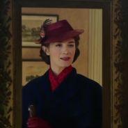 Mary Poppins : premier teaser enchanté pour le retour de la plus célèbre des nannies