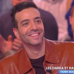 Tarek Boudali met les choses au clair sur les rumeurs de couple avec Camille Cerf