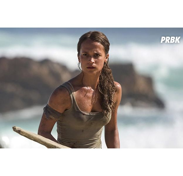 Tomb Raider : Alicia Vikander, une actrice qui impressionne et fan de grands défis