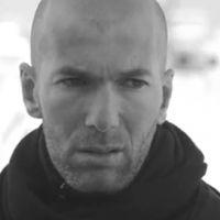 Zinedine Zidane dans une pub pour Yamamoto ... la vidéo