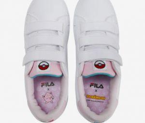 Des sneakers Pokémon chez FILA !
