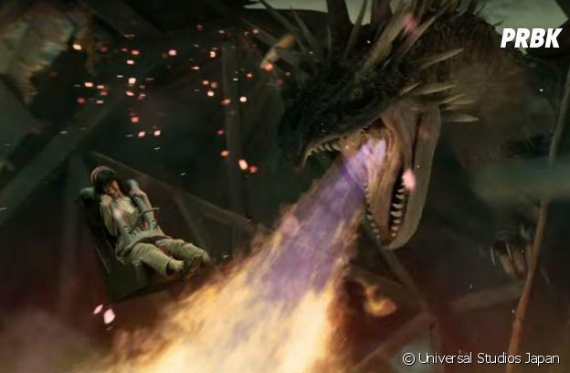 """""""Harry Potter et le Voyage Interdit"""" : découvrez la nouvelle attraction des Studios Universal au Japon !"""