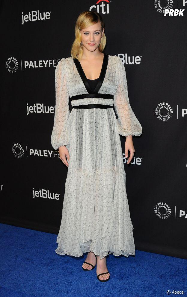 Lili Reinhart au panel de Riverdale lors du PaleyFest le 25 mars 2017 à Los Angeles