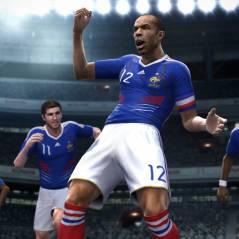 PES 2011 ... les visuels avec l'équipe de France