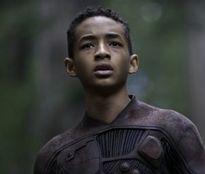 Jaden Smith dans After Earth en 2013