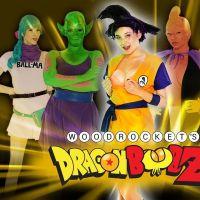Dragon Ball Z : une parodie porno WTF et délirante dévoilée