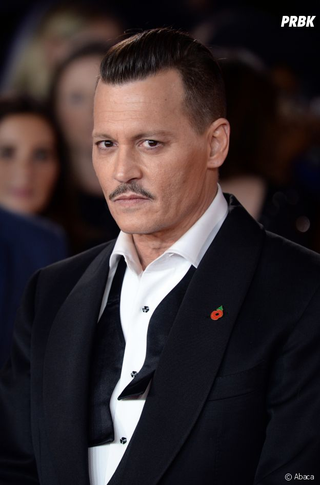 Johnny Depp fait partie des stars qui ont abandonné le lycée.