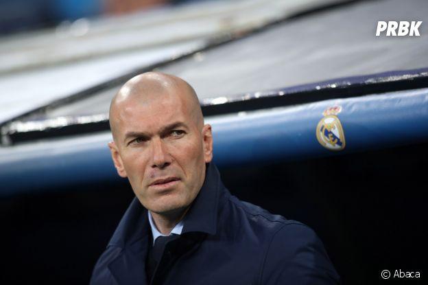 Zinédine Zidane fait partie des stars qui ont abandonné le lycée.
