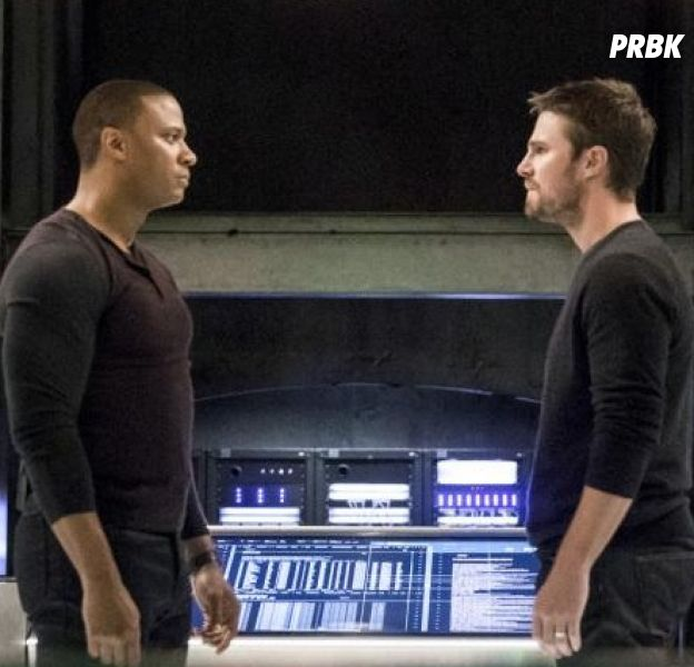Arrow saison 6 : quel avenir pour la relation Oliver et Diggle ?