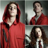 La Casa de Papel : trois des acteurs réunis dans une nouvelle série Netflix !