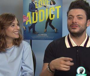Love Addict : Kev Adams et Mélanie Bernier se confient en interview avec PRBK