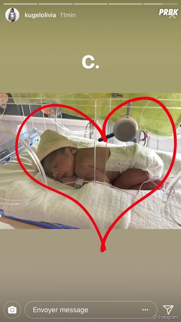 Olivia Kugel (Friends Trip 2) dévoile une photo de son petit garçon