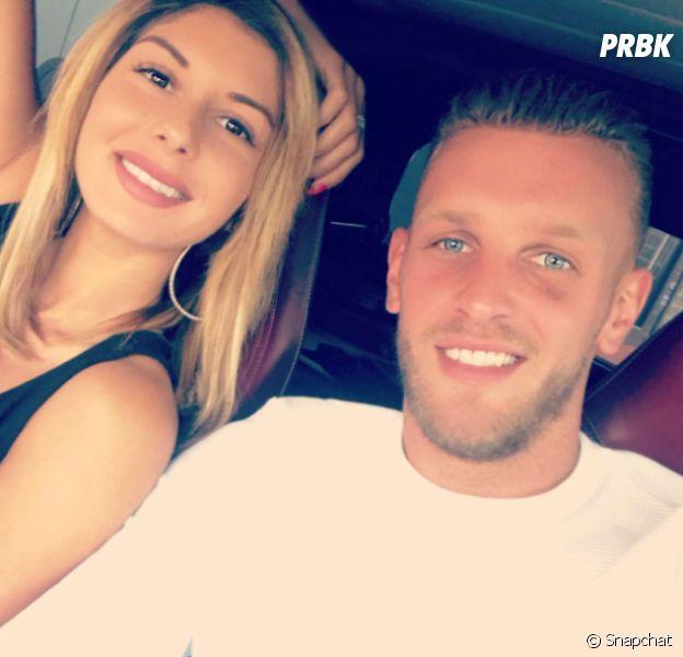 La Villa des Coeurs Brisés 4 : Sarah Lopez et Jordan toujours ensemble ? Ils répondent en photos !