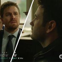 Arrow saison 6 : Oliver bientôt sauvé par... Tommy ?