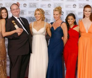 Desperate Housewives : Nicollette Sheridan accuse le créateur de la série d'agression
