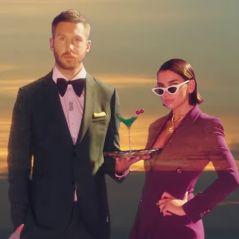 """Clip """"One Kiss"""" : Calvin Harris et Dua Lipa passent en mode rétro pour l'été ☀️"""