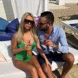 Nikola Lozina défend sa chérie Dita accusée d'être avec lui pour son argent