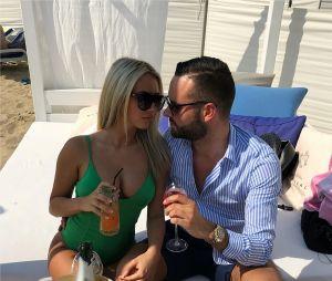 Nikola Lozina est en couple avec Dita Isfreti