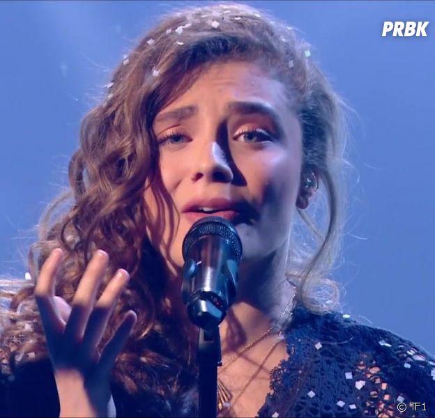 Maëlle gagnante de The Voice 7