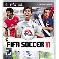 FIFA 11 ... les joueurs de la jaquette US