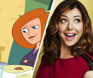 Kim Possible : Alyson Hannigan (How I Met Your Mother) au casting du film