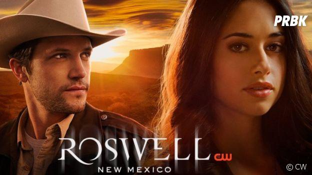 Roswell, New Mexico : l'affiche du reboot avec Jeanine Mason et Nathan Parsons