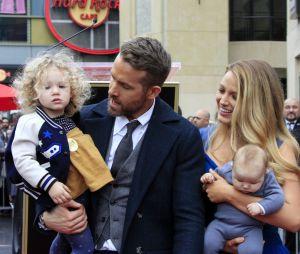 Blake Lively et Ryan Reynolds sont déjà parents de deux filles