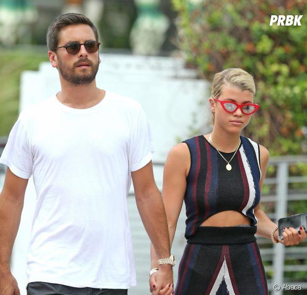 Scott Disick et Sofia Richie, la rupture après les rumeurs d'infidélité ? L'ex de Kourtney répond
