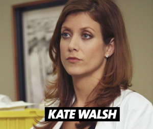 Grey's Anatomy : que devient Kate Walsh ?