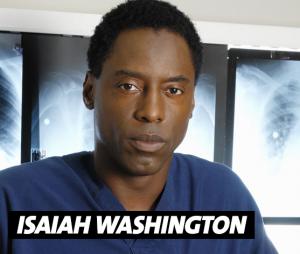 Grey's Anatomy : que devient Isaiah Washington ?