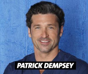 Grey's Anatomy : que devient Patrick Dempsey ?