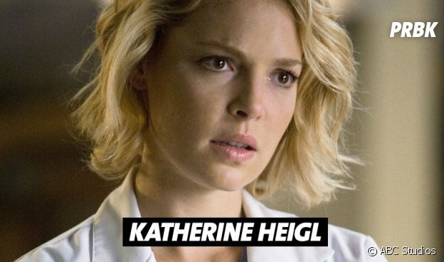 Grey's Anatomy : que devient Katherine Heigl ?