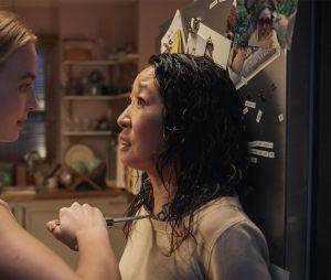 Sandra Oh dans Killing Eve