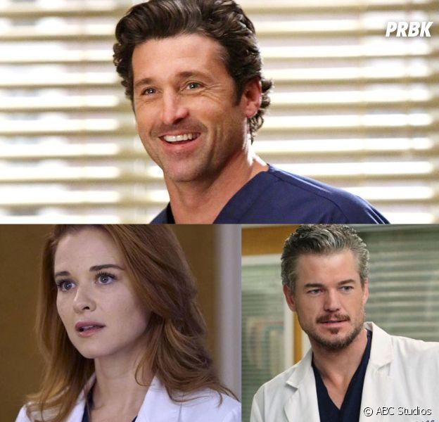 Patrick Dempsey, Sarah Drew, Eric Dane... que deviennent les anciens acteurs de Grey's Anatomy ?