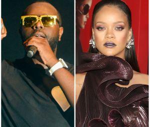 Maître Gims bientôt un duo avec Rihanna ? La rumeur qui affole la Toile