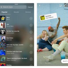 Instagram : la musique débarque dans les stories, le coup de grâce pour Snapchat ?