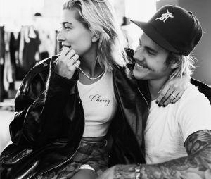 Justin Bieber et Hailey Baldwin sont bien fiancés