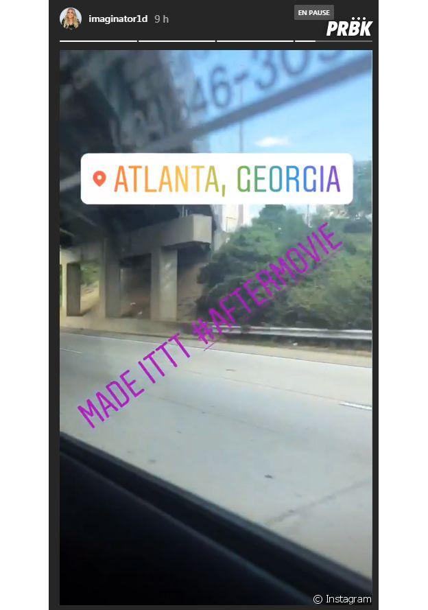 After le film : le tournage va commencer à Atlanta en Georgie