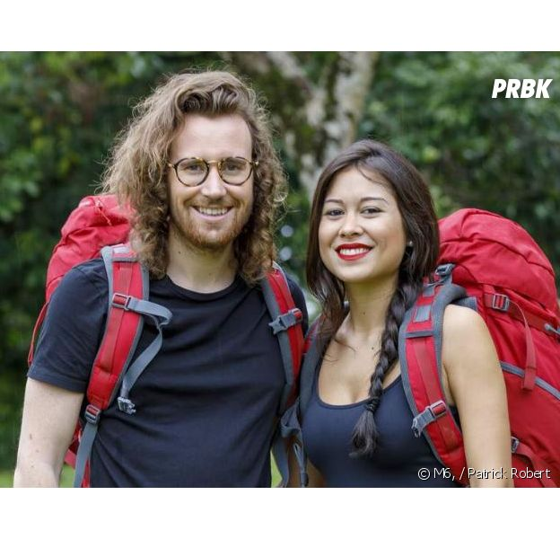 """Pékin Express : Maxime et Alizée avouent que """"le ton est monté"""" dans leur couple."""