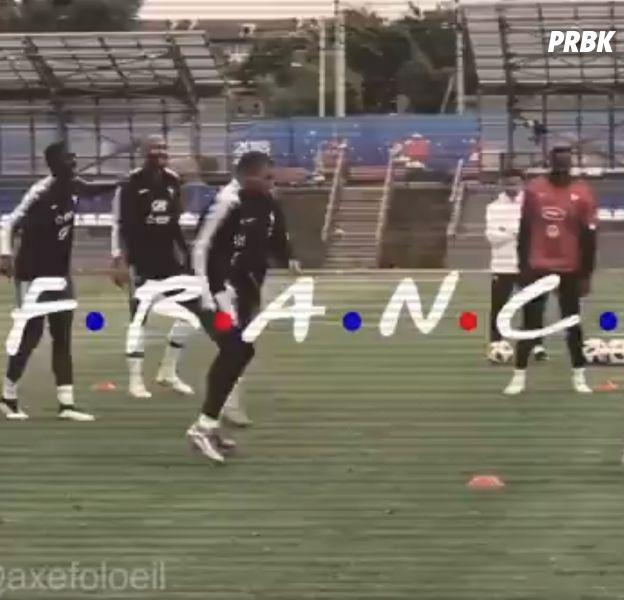 L'Equipe de France parodie Friends avec un faux générique génial