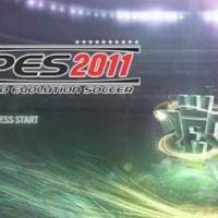 PES 2011 ... la jaquette PS3