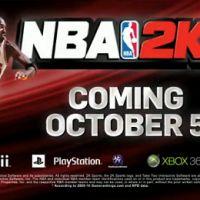 NBA 2K11 ... la bande anonnce avec Michael Jordan